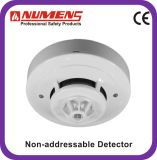 2-Wire, Non Addressable Smoke/Heat Detector with Remote LED (403-002)