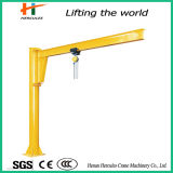 High Quality 360 Degree Slewing Arm Jib Crane