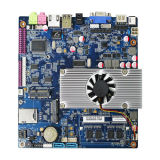 Atom Embedded Nano Motherboard Intel Desktop Motherboard Top2550 with Dual Core 1.80GHz Industrial Motherboard
