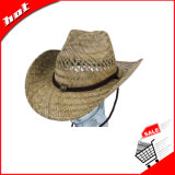 Rush Straw Hat, Cowboy Hat, Hollow Straw Hat, Straw Hat