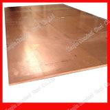 Red Cu-of Copper Plate (C1100 C11000 C10200)