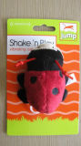 Shake Ladybug Cat Toys Pet Product