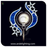 Creatvie Design Street Motif Light Pole Motif Light for Holiday Decoration