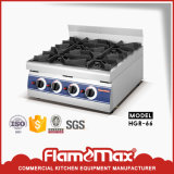 6-Burner Table Top Gas Range Stainless Steel Cooker (HGR-66)