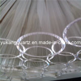 Large Diameter Quartz Glass Tube (YKT-042)