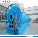High Oil Rate Pyrolisis Plastic Refinery Equipment