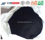 Synthetic Rubber Granule, Black Colloidal Particles