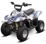 110cc 4-Stroke Fully Automatic ATV Vehicle