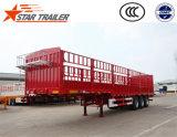 3 Axles Fender Cargo Trailer