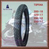 Long Life 6pr Nylon Motorcycle Tyre with 300-18 300-17