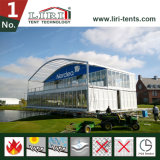 Dome Shape Two Story Double Decker Marquee Tent Structure