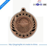2017 Supply OEM/Odmgood Quality Competitive Price Metal Medal for Swimming Winners