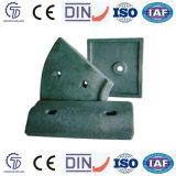 Tangshan Manufacturer Crusher Lining Board Liner Plate