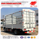 Left Hand Drive Van Fence Truck for Beer Transport