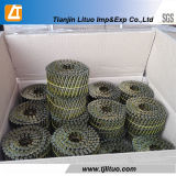 15 Degree Smooth Shank Coil Nails for Wooden Pallet