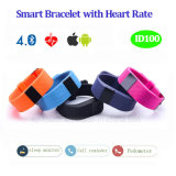 Bluetooth Bracelet with Heart Rate Monitoring (ID100)