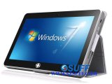 H980 10.1 Inch Capacitive Multi-Touch Screen with Windows 7 Android Dual OS 2g 32GB Tablet PC