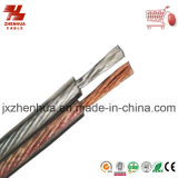Gold and Silver Speaker Wire 16 AWG 14AWG From China Shanghai Cable Manufacture