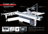 Model CNC-32ta Woodworking Sliding Table Saw machine with Ce
