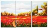 Decorative Sunflowers Canvas Oil Painting for Home Decor (LA3 -135)