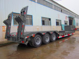 Best Selling Tongya Low Bed Semi Trailer with Good Price