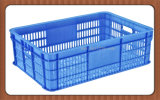 Durable Plastic Storage Baskets for Warehouse, Industry