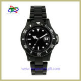 Fashion Quartz Silicone Watch - Mix 13 Colors, Ice Style