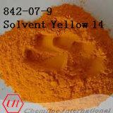 Pigment & Dyestuff [842-07-9] Solvent Yellow 14
