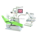 Dental Unit Chair Top Mounted CE FDA (LK-A17)