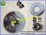 Sprocket for Bicycle Engine Kit 32t/36t/44t/48t 9 Hole, Chromed Sprocket