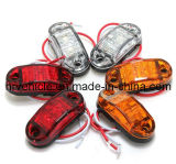 DOT/SAE/Emark LED Side Marker Lights for Truck Trailer