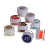 New Rich Colour Acrylic Nail Art Tips Crystal Polymer Powder Tool Set