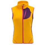 Woman Zipper Top Clothing Fleece Jacket