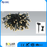 Solar String Festival Light with 1PC of 1.2V AA Ni-MH 600mAh Battery