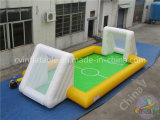 2017 Inflatable Soap Football Pitch/Inflatable Soccer Field