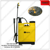 16L Knapsack Sprayer with Spray Shield, Hand Agriculture Sprayer