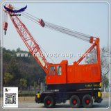 Hydraulic Electric Port Mobile Tyre Crane