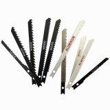 10PCS Assorted Jigsaw Blades U-Shank Type Jig Saw Blade Set