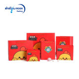 Cute Luck Yellow Duck Gift Paper Bag with Cotton Ribbon