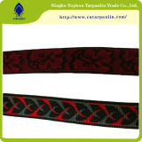 Flexible High Quality Home Textile Elastic Webbing Band
