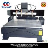 Hot-Sale CNC 3aixs/4axis Engraving Machine (VCT-1525FR-4H)