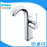 Tall Ceramic Cartridge Faucet Mixer Basin