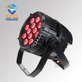 V12 5in1 RGBWA Waterproof LED PAR Light LED Stage Light for Outdoor Party Event