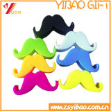 New Promotional Gifts Silicone Cell Phone Holder, Beard Phone Holder