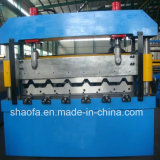 Hot Sale Aluminum Shape Roof Sheet Roll Forming Machine