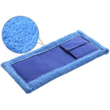 Microfiber High Quality Round Spin Chenille Mop Head