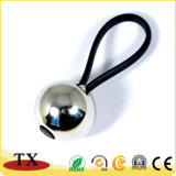 Hot Selling Custom Shiny Ball Key Ring Key Holder