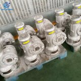 Elevator Parts Worm Gearbox Motor Reducer for Construction Hoist Elevator