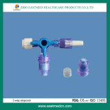 Disposable Medical Three Way Stopcock/3 Way Stopcock with Competitive Price