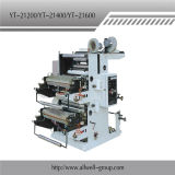 Two Color Flexographic Printing Machine (YT-2600/YT-2800/YT-21000)